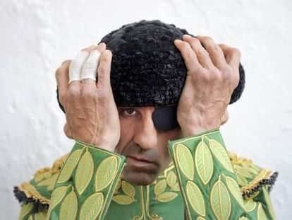 The photograph of bullfighter Juan José Padilla will not appear on the World Press Photo banners.