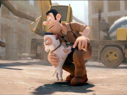 Las aventuras de Tadeo Jones is the most successful animated feature in Spanish cinema history.