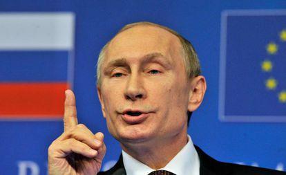 Russian President Vladimir Putin has been accused of destabilizing Western democracies.