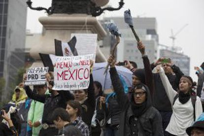 The case of the Iguala students has sparked nationwide protests in Mexico.