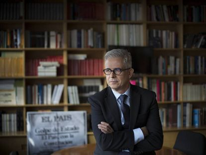 EL PAÍS' new editor-in-chief, Javier Moreno.