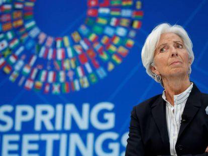Future ECB president Christine Lagarde.