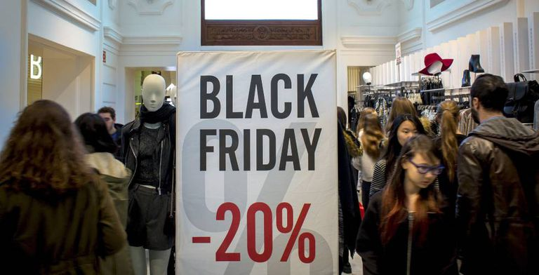 Spanish shoppers are embracing the concept of Black Friday.