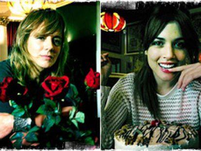 Emma Suárez y Adriana Ugarte.