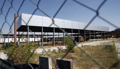 The current state of the Sports and Health Park in Boadilla del Monte.