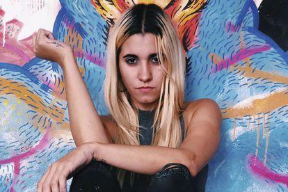 Cuban YouTuber Dina Stars in an image shared on social media.