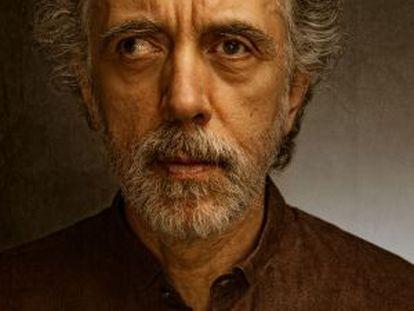 Fernando Trueba, whose new movie just premiered at the San Sebastián Film Festival.