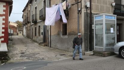 The town of Alcañices in the province of Zamora.