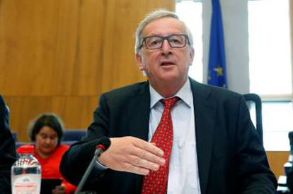 European Commission President Jean-Claude Juncker chaired the three-hour meeting on Wednesday.
