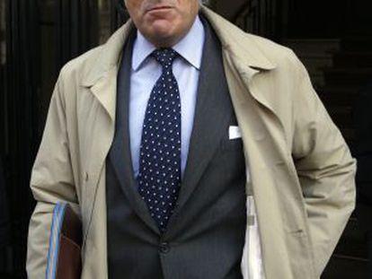 Ex-PP treasurer Luis Barcenas.