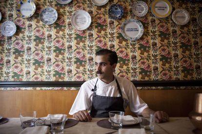 Hugo Dias de Castro is the chef at Casa de Pasto, one of the trendiest restaurants in town.