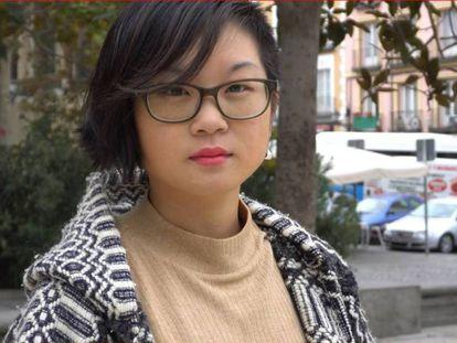 Journalist Susana Ye.