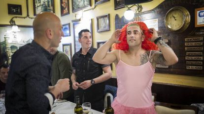 Bachelor parties have become increasingly popular in Spain.