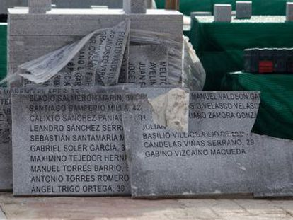 The local government claims the memorial does not meet the recommendations of a historical memory commission, but critics decry an attempt to whitewash Francoism