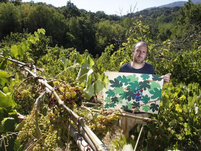 Antonio Ballester left the city behind to live in the Extremadura countryside with his family.