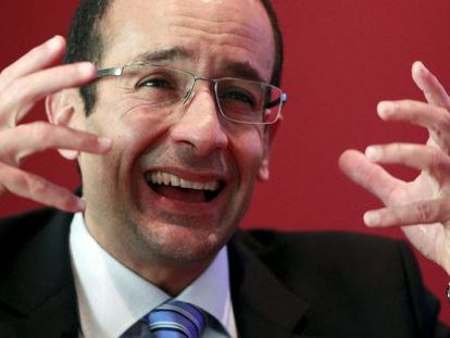 Marcelo Odebrecht, CEO of the family-held conglomerate Odebrecht SA.
