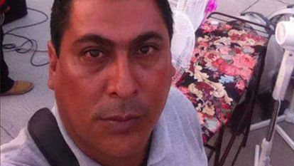 Mexican journalist Salvador Adame is missing.