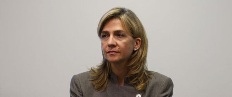 Princess Cristina, in an image from September 2009.