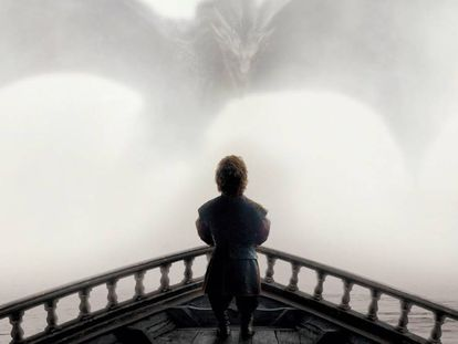 An image fro HBO's flagship series 'Game of Thrones'.