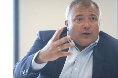 Ovidio Egido, the managing director of Mastercard's Spanish operations.