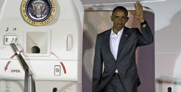 Barack Obama will visit Spain in July.