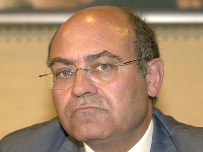 Former chairman of CEOE and Marsans, Gerardo Díaz Ferrán.