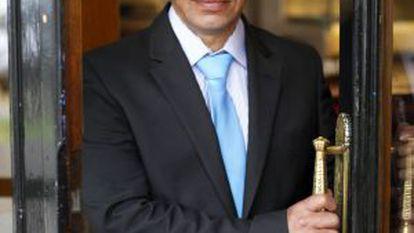 José Crisanto Gómez was handed the sick baby of FARC kidnap victim Clara Rojas.