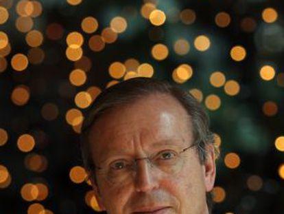 Dr Duarte Nuno Vieira during a visit to Spain last June.