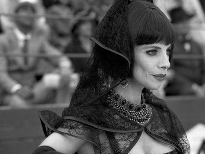 Maribel Verdú, in a scene from Blancanieves.