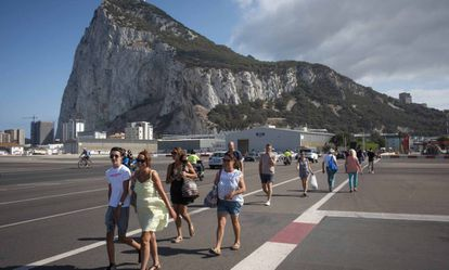 Gibraltar is one of the issues on the agenda.