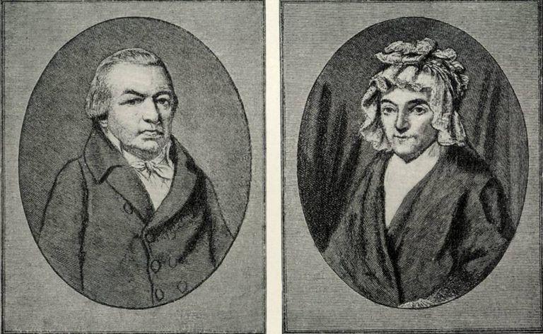 Beethoven's parents.