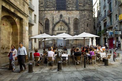 Barcelona council wants bars with terraces to allow customers and non-customers alike to use their bathrooms.