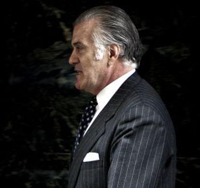 A file photo of former PP treasurer Luis Bárcenas.