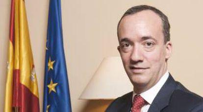 Ex-state secretary for security Francisco Martínez.