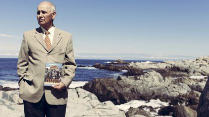 Manuel Araya, who was Pablo Neruda's driver, seen this month in Isla Negra, Chile, where he lived with the poet.