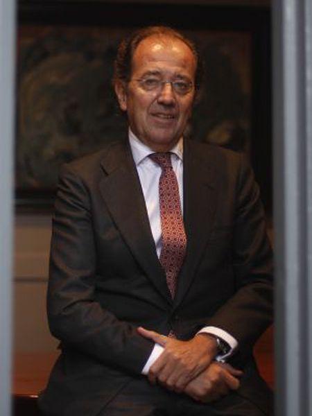 Ramiro Mato at BNP Paribas' Madrid headquarters.