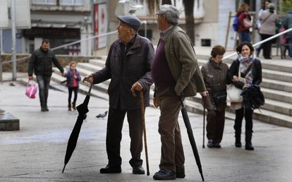 Spain's ageing population is triggering concerns about the sustainability of the pension system.
