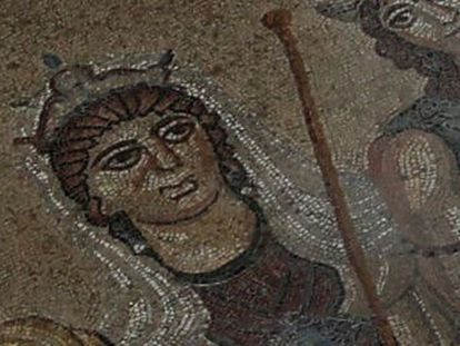 Villar de Domingo García, population 218, is home to an astounding archaeological site containing the largest figurative Roman mosaic found to date, which will soon available for viewing