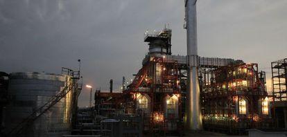 A Pemex refinery in Tula, Mexico.