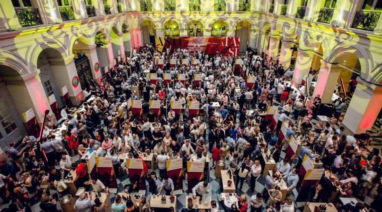 A 'Taste of Spain' underway in Bordeaux.