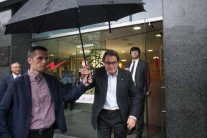 Former Catalan premier Artur Mas recently stood trial over a 2014 referendum.