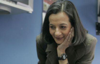 Clara Rojas in 2008.