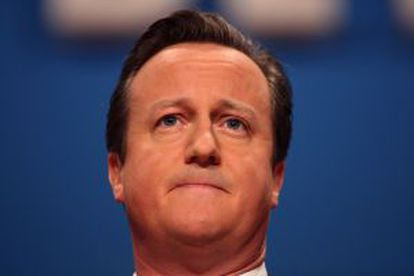 British Prime Minister David Cameron has expressed his support for Spanish colleague Mariano Rajoy over the Catalan referendum.