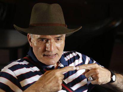 José Manuel Mireles, founder of the Michoacán paramilitary self-defense militia.