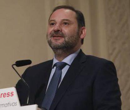 Public Works Minister José Luis Ábalos.