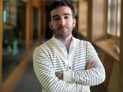 Francisco Polo, born in Valencia in 1981, believes that Spain needs to learn to accept greater access to information to become a more advanced democracy.
