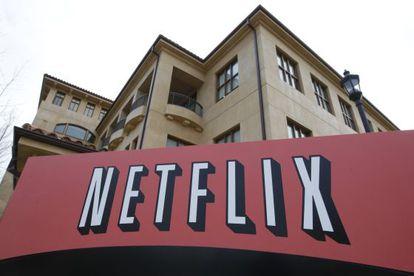 Netflix headquarters in Los Gatos (California).