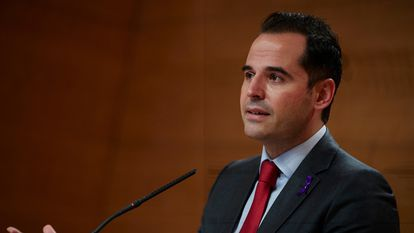 Ignacio Aguado, the deputy premier of the Madrid region, said it will take time to recover from the effects of the storm.