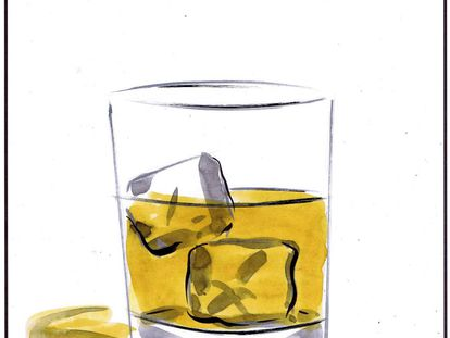 """""""The last glacier in a glass of whiskey."""""""