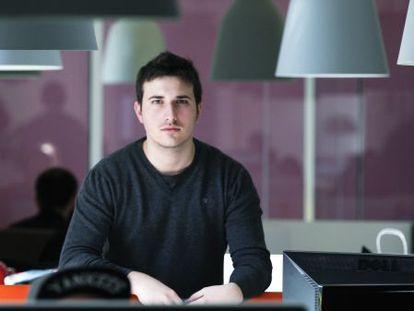 Pep Gómez, the creator of the Fever app.